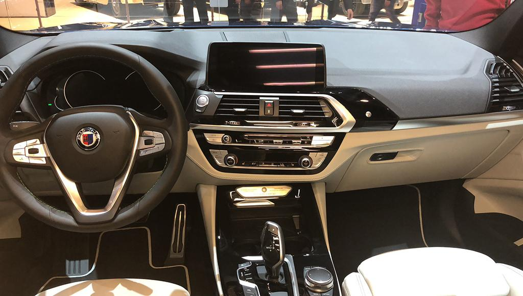 宝马还需要改装? 全新Alpina XD3亮相
