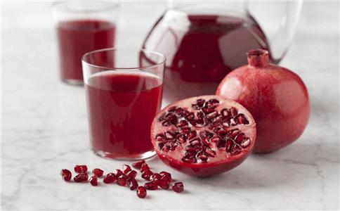 秋天喝什么果汁好 生津止渴就喝石榴汁