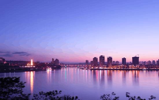 合川作为重庆唯一入选城市与河南三门峡竞演央视《魅力