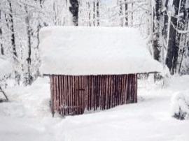 山西省降水降温持续到12日 五台山将迎大雪