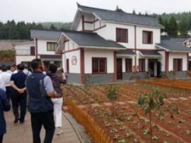 郴州沙田镇顺利完成易地扶贫搬迁第二批分房