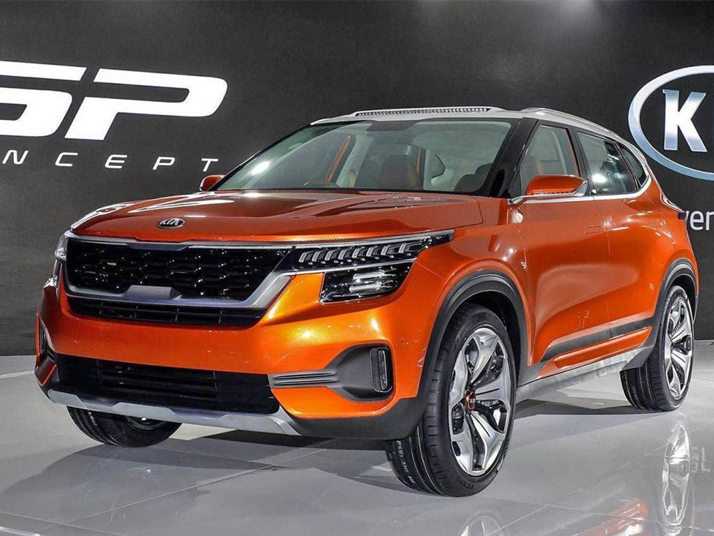 或将2019年量产 起亚SP概念车正式发布