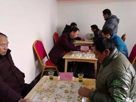 宜昌市长阳成功举办全县老年人花牌象棋片区赛