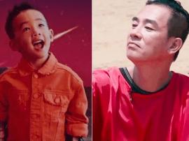 陈小春一年前单曲藏Jasper声音 与儿子互叫老公