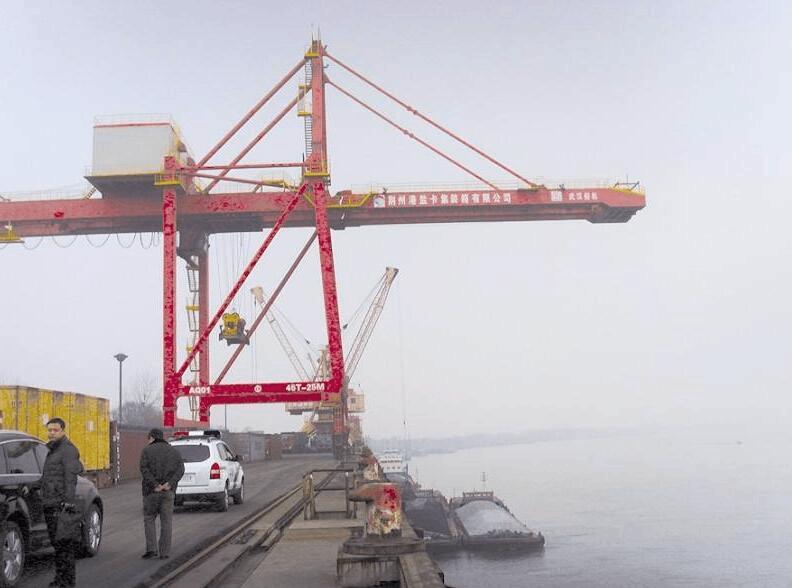 集装箱吞吐量实现连续7年增长,荆州水运口岸厉害了!