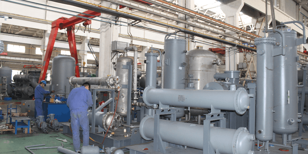 冰轮集团将全方位改造济南供热系统