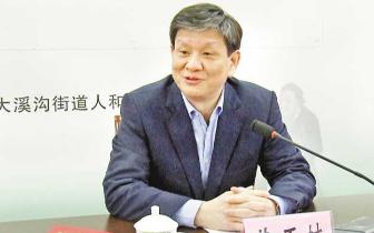 渝中书记黄玉林:结合渝中实际引领现有产业升级