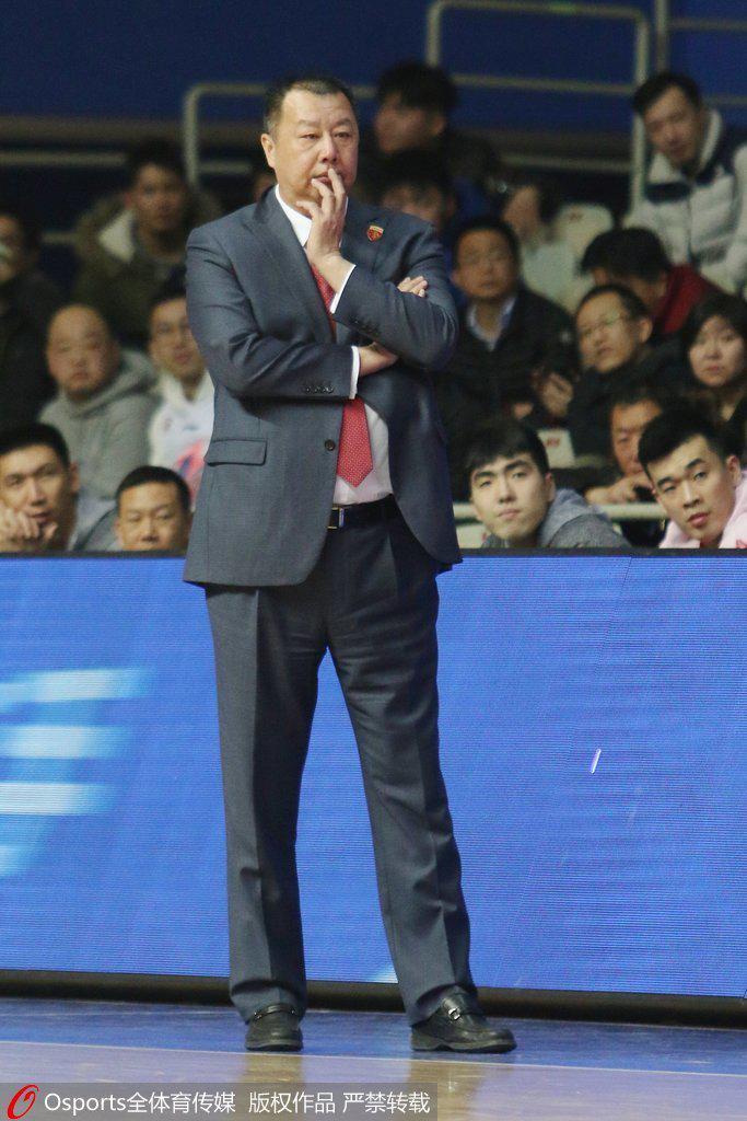 深圳球员自曝五连客太疲劳 吴庆龙:这场输得很可惜