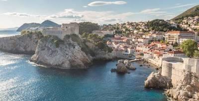 亚得里亚海最璀璨的明珠:杜布罗夫尼克