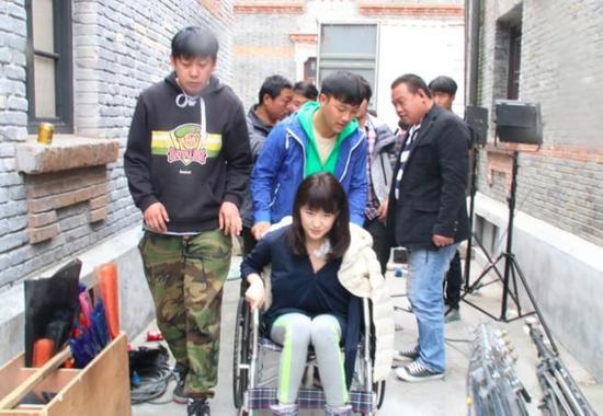 王乐君伪装者受伤原因 锁骨两次骨折坐轮椅拍戏
