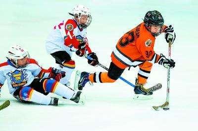 青少年冰球联赛