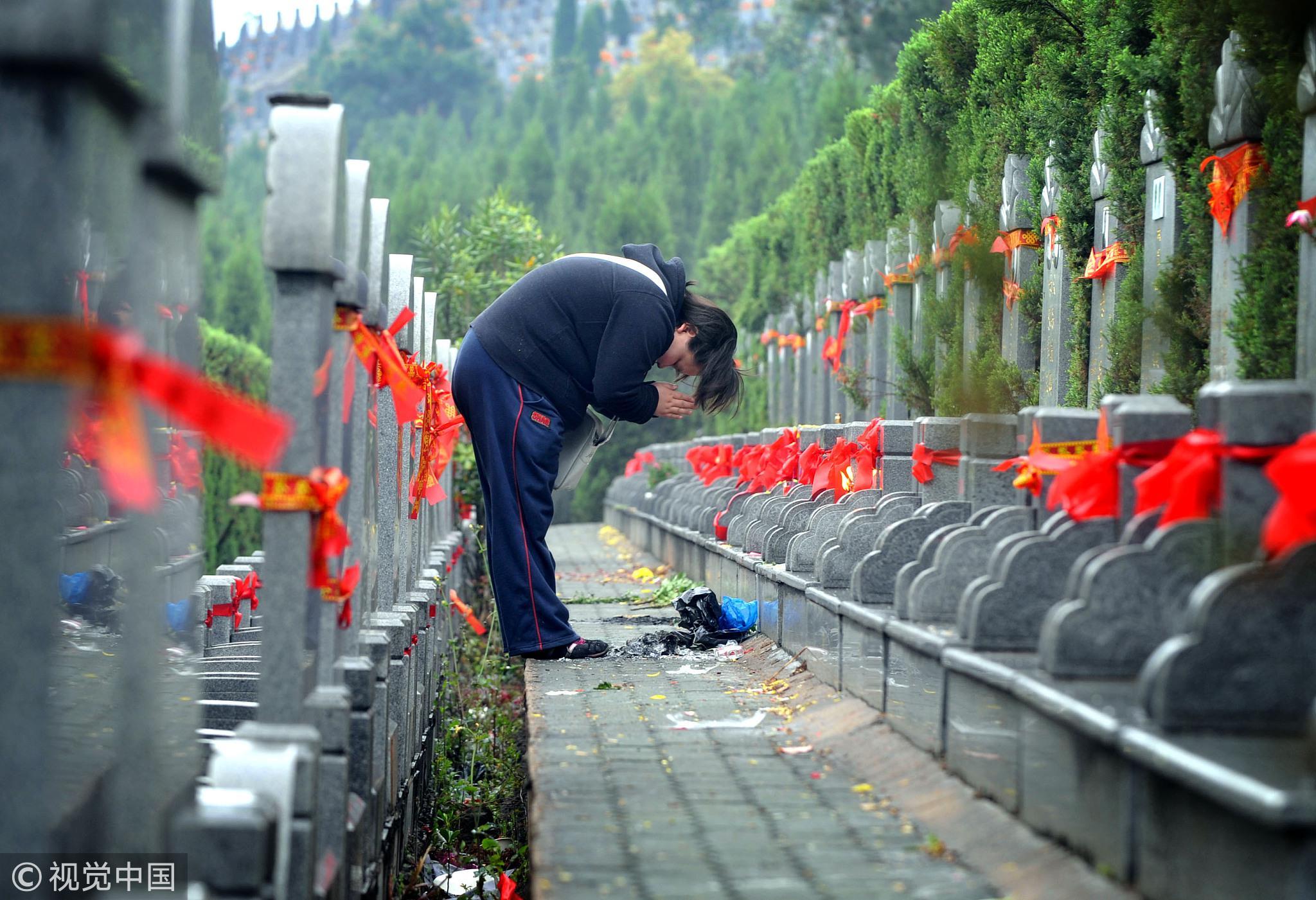 为什么中国的墓地这么贵,还有20年期限