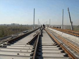 淄博北站站台完工 济青高铁淄博段将全面铺轨