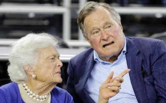 美第一夫人将出席葬礼 芭芭拉·布什逝世多方缅怀
