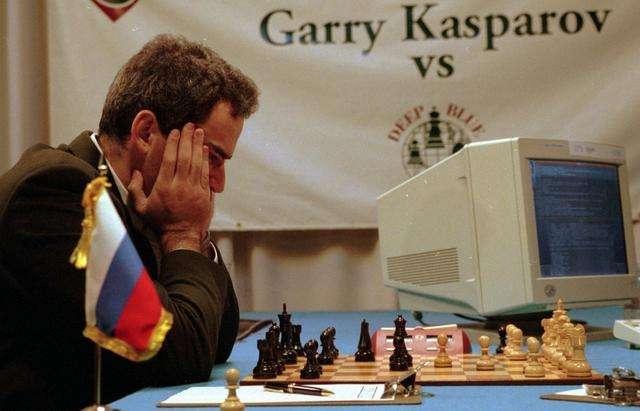 国际象棋冠军曾败给深蓝 但他依旧说AI不会超过人类