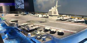 未来航母计划曝光 歼20预警机上舰