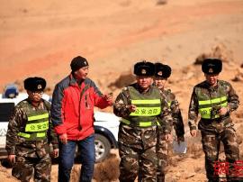 情暖北疆丨锡林郭勒盟边防支队: 情暖草原 爱固北疆