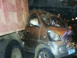男子为出气驾车高速撞击越野车 致车上朋友1死3伤