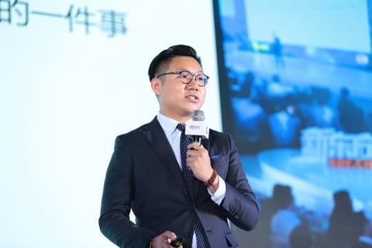上海新东方学校张骥洲:大学四年 最好的跨界年华