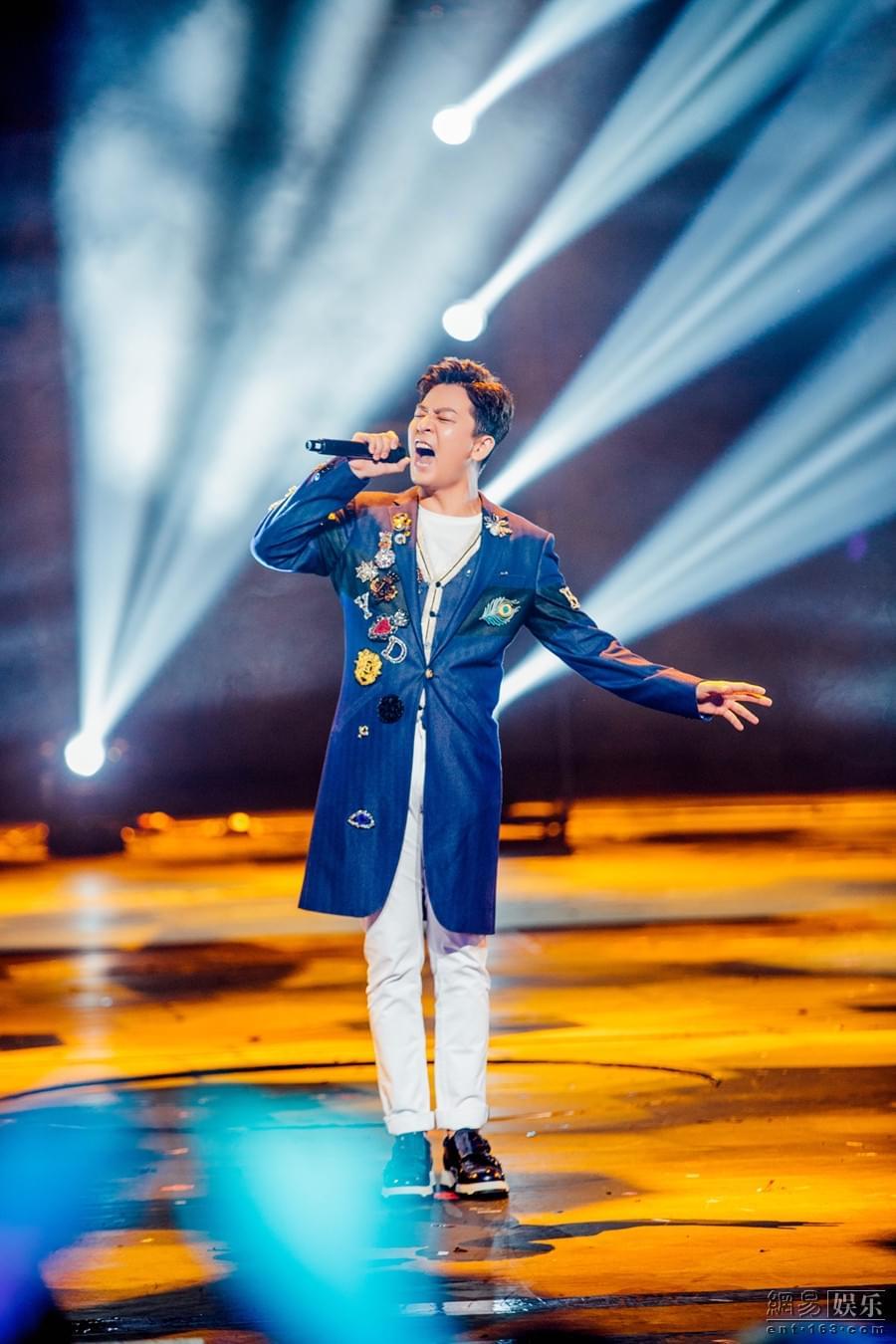 《跨界歌王》于毅挑战高难度法语歌高音爆表