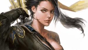 守望先锋:玩家手绘帅气转性英雄唯美图集