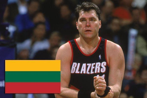 立陶宛篮球昔日台柱萨博尼斯