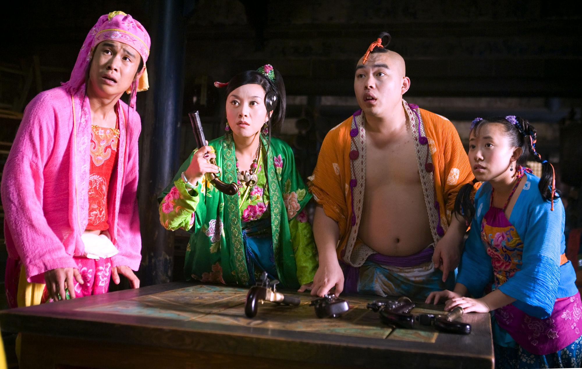 """王宝强亲自领""""最烂导演奖"""",你们说是老实,其实他一点都不傻"""
