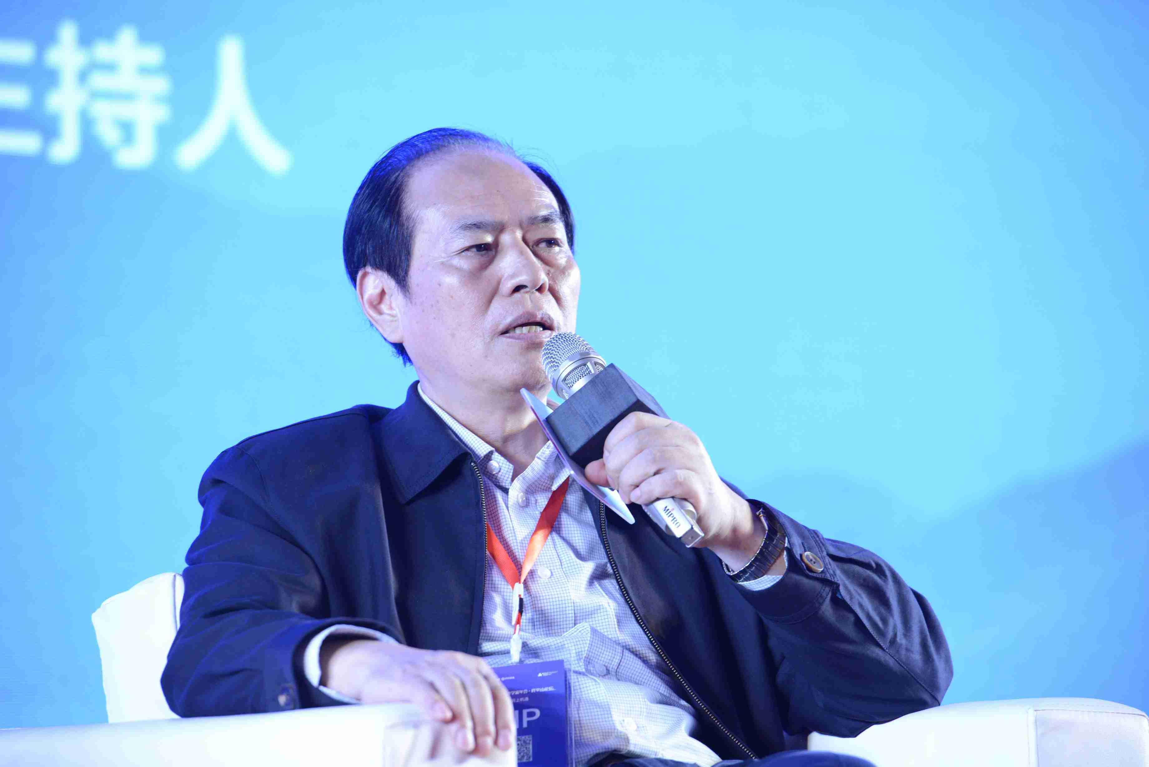 季晓南谈技术创新:要专注 不能不挣钱就搞房地产