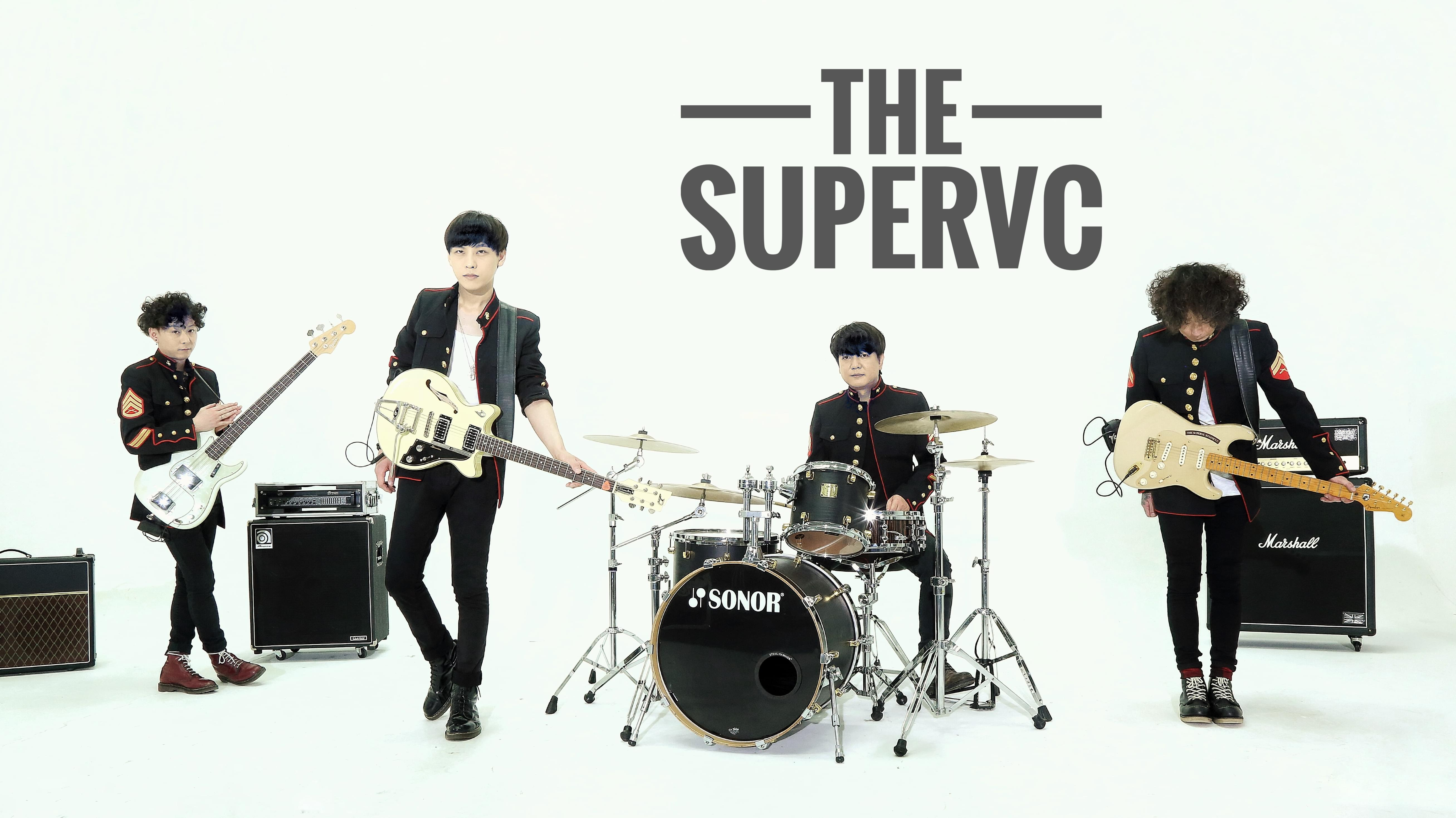 果味VC《躁不完的青春》MV 演绎英伦摇滚绅士