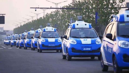 美媒:利用硅谷人才,百度在华推进无人驾驶技术