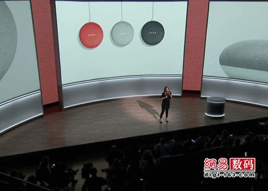 """智能""""甜甜圈"""" Google Home Mini正式发布"""
