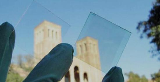 黑技术:新型玻璃可让窗户不用挂窗帘