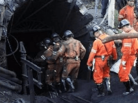 山西一煤矿回风井塌陷 目前3人失联