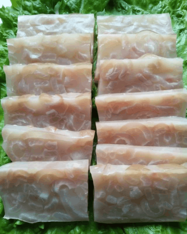 大补胶原蛋白的美食猪皮冻的做法
