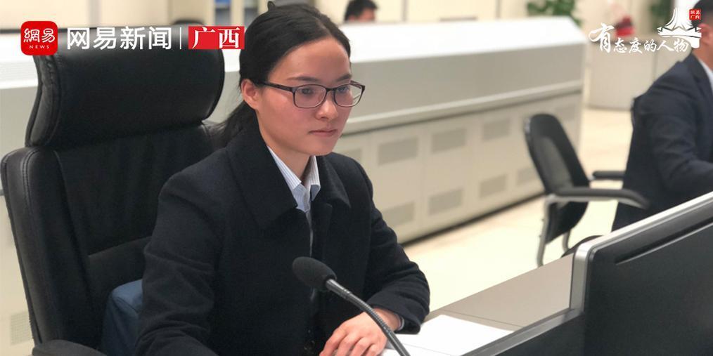 南宁地铁1号线唯一女行车调度:连续三年没回家过春节