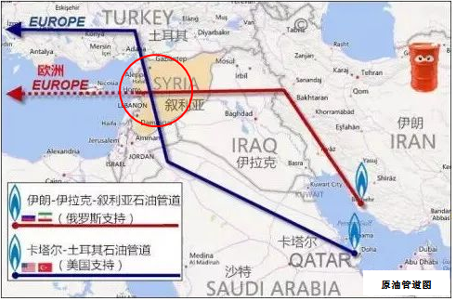 特朗普挑起叙利亚战事 资本市场的狂欢来了吗