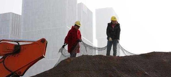 南京管控工地扬尘 改善春节空气质量