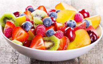 水果沙拉吃起来 各种水果的天然药理作用
