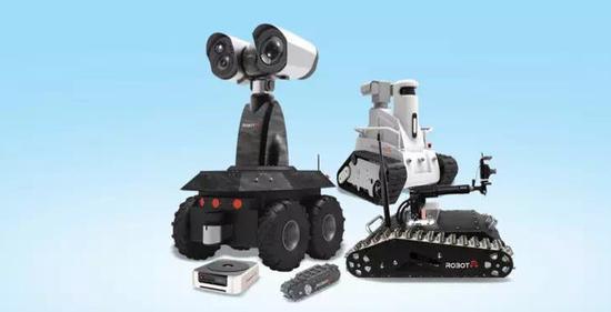 智能特种机器人公司史河科技宣布完成千万级天使轮