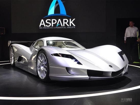 2秒破百的电动车 Aspark Owl车展首发