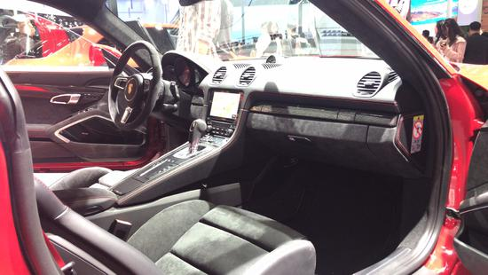 2.5T发动机 保时捷新款718 GTS系列发布