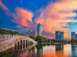 椒江:干在实处 倾力打造台州新府城