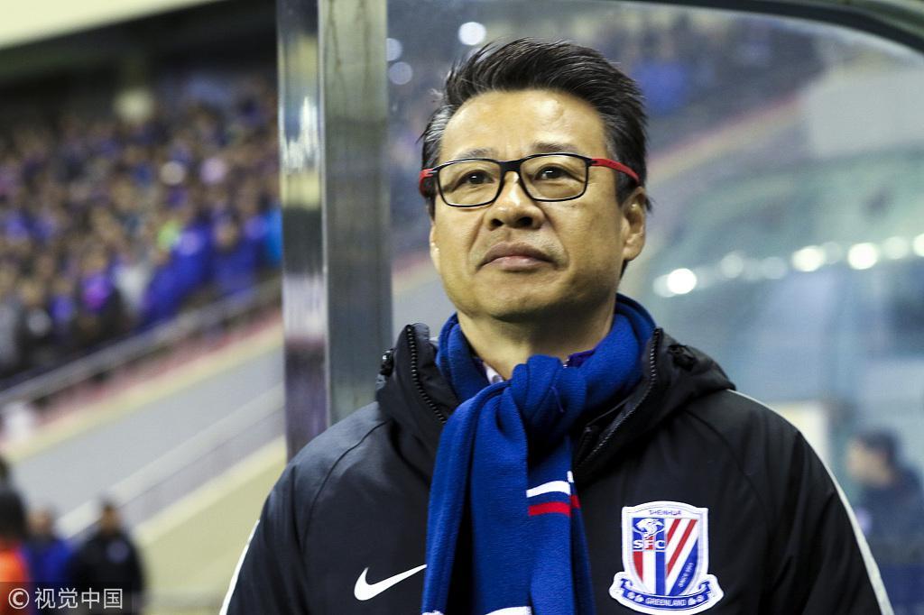 吴金贵:申花足协杯冠军后就在备战 鹿角确实很强