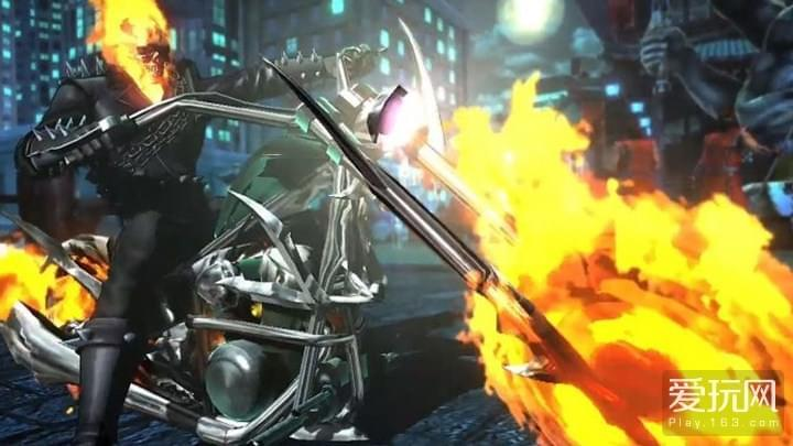 恶灵骑士将加入《漫威大战卡普空:无限》