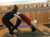 舞痕瑜伽小班课火热开班啦!