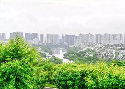 天气正好 去重庆主城四大漫步公园享受时光
