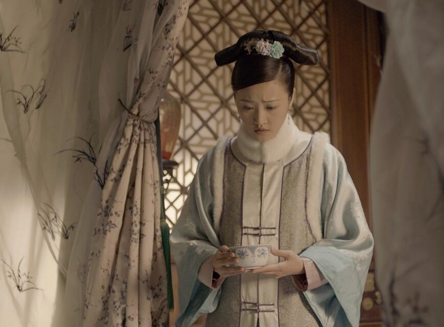 刘佳一只为主儿 《如懿传》最忠心侍女