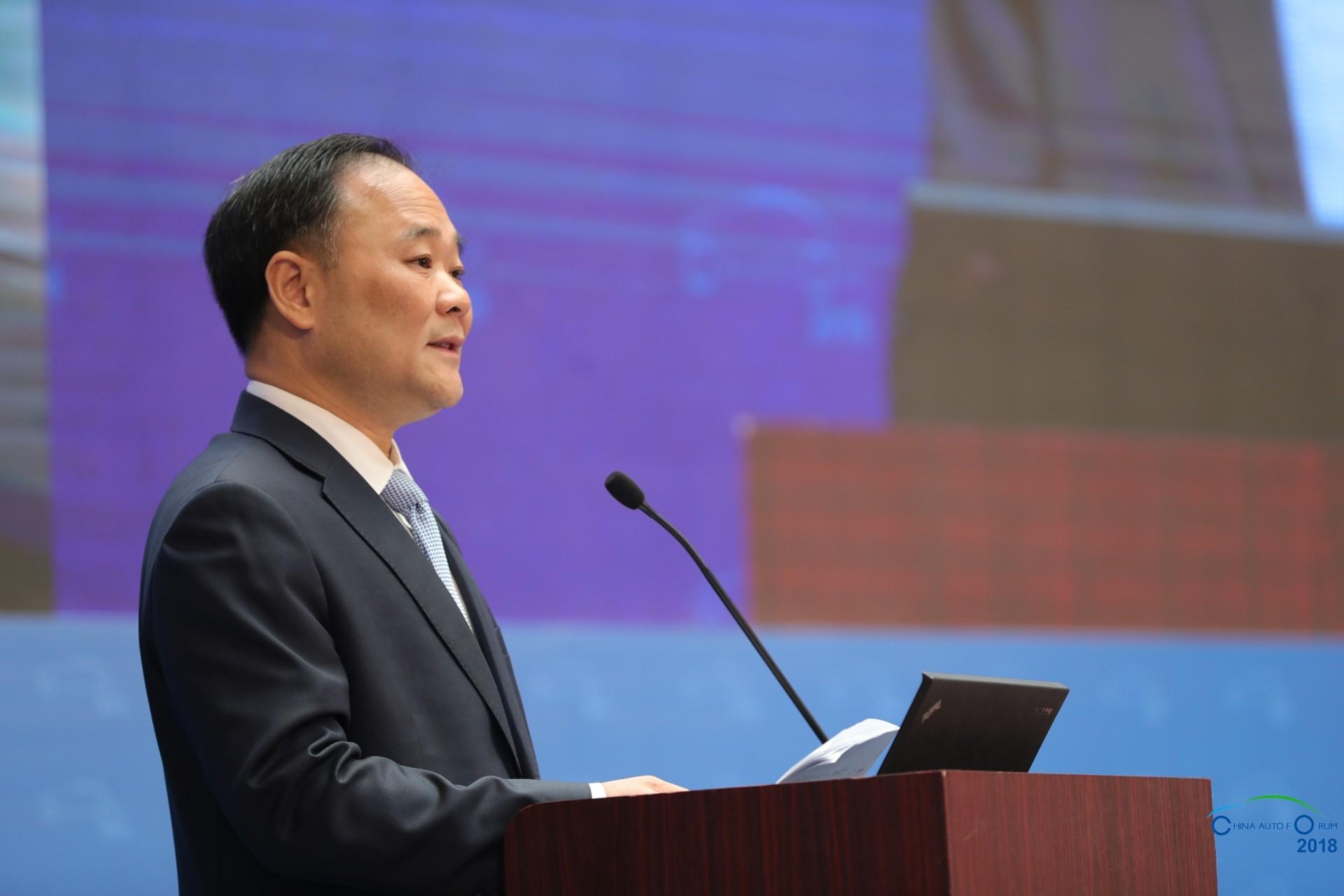 李书福:未来汽车工业命运在于传统车企觉醒