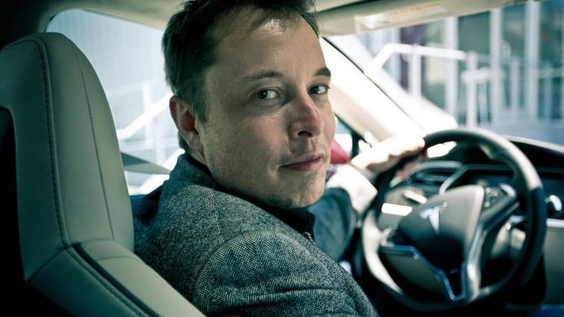 马斯克:10年后美国一半新车是电动,生产自动化