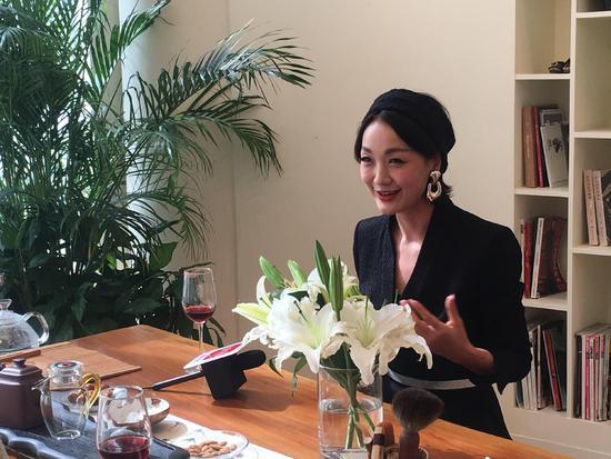 专访设计师熊英:带你感受不一样的中国风